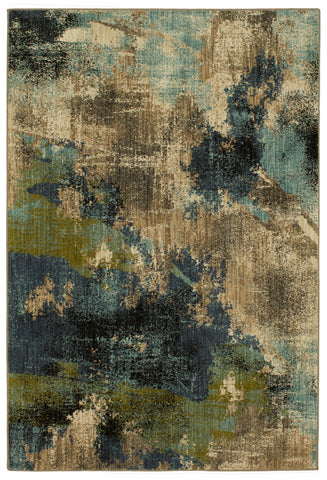 Elements Suffuse Multi 91435 10038 Rug