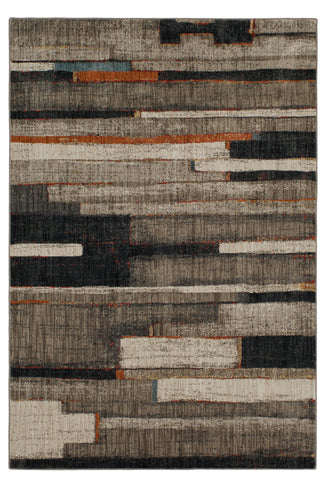 Elements Compose Charcoal 91456 90097 Rug