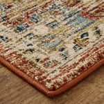 Elements Kasbar Spice 91557 20044 Rug