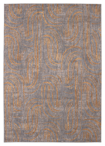 Artisan Equilibrium by Scott Living Smokey Grey 91679 90116 Rug