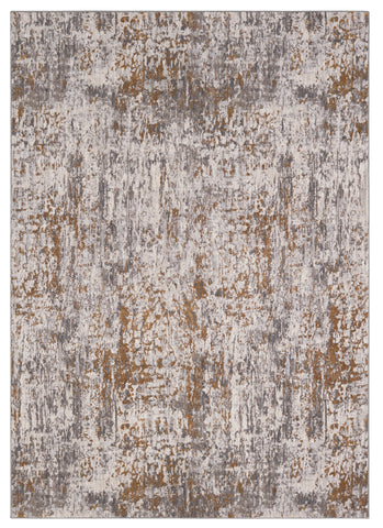 Enigma Metamorphic Brushed Gold 91682 10037 Rug