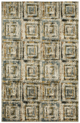 Crescendo Baku Bay Blue 91780 55002 Rug