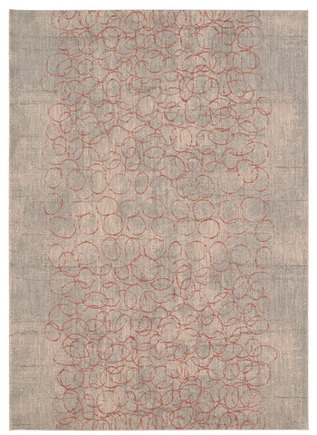 Cosmopolitan Azure by Virginia Langley Clay 91944 20054 Rug
