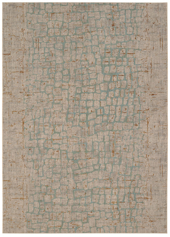 Cosmopolitan Calle by Virginia Langley Jade 91945 60128 Rug