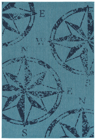 Amalie AML01-79 Light Blue Rug