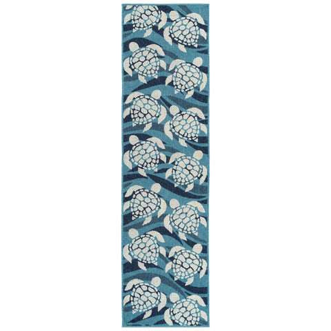 Amalie AML02-79 Light Blue Rug