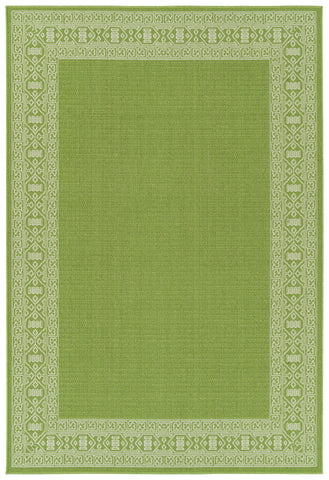 Amalie AML06-96 Lime Green Rug