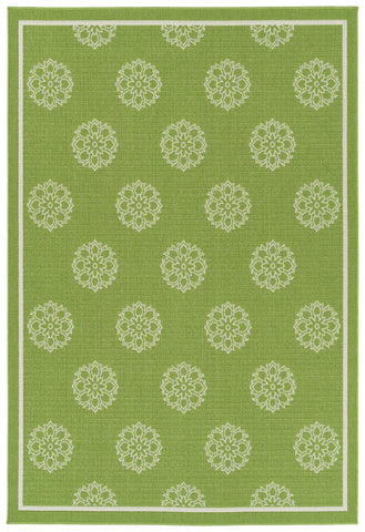 Amalie AML07-96 Lime Green Rug