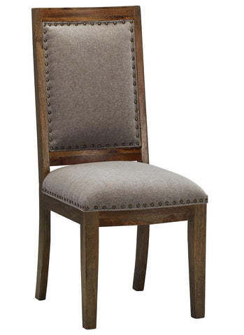 Artisanal Alchemy ARA-9198 Natural Unwin Dining Chair