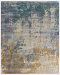 Athena AT 20 Silver Blue/Gold Made To Order Rug