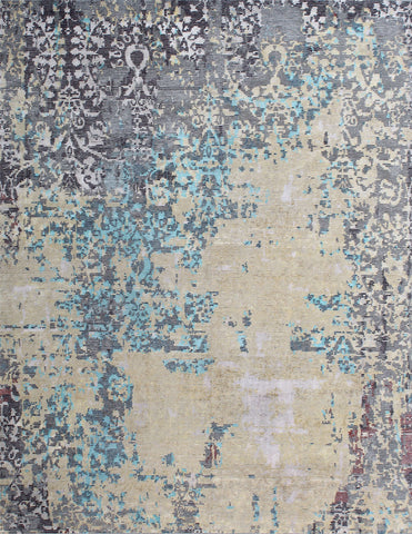 Cochin WV AT 18 M.BLUE Made To Order Rug