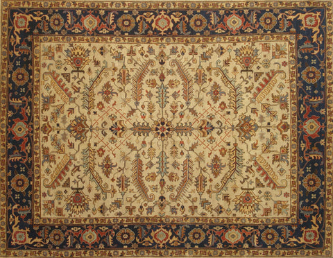 Dream BC 0011/Ivory/Navy Made To Order Rug