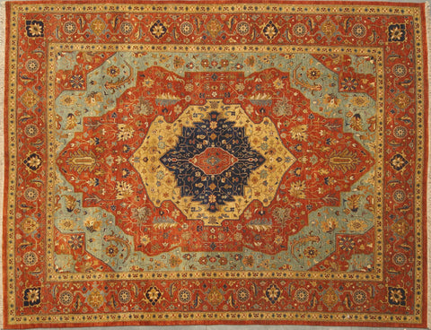 Dream BC 0012/RUST/RUST Made To Order Rug