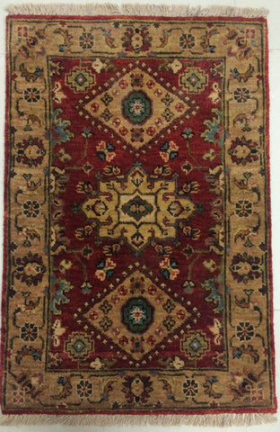 DREAM BC 0013 RUST/CAMEL Made To Order Rug