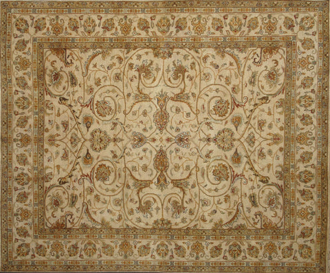 Dream BC 0014/IVORY/IVORY Custom Rug
