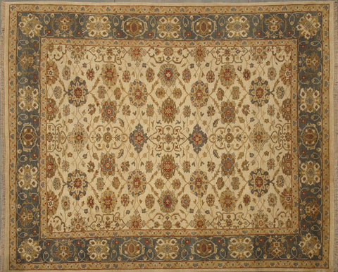 DREAM BC 0027 BEIGE/LT.BLUE Custom Rug