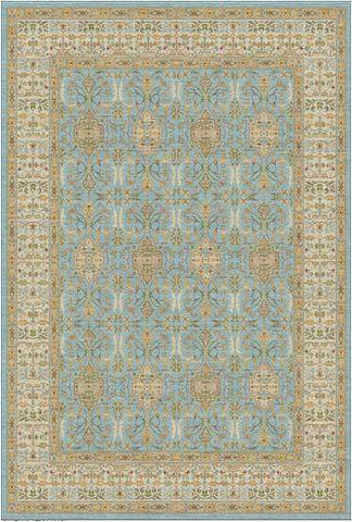 Dream BC 002 LT.BLUE Custom Rug
