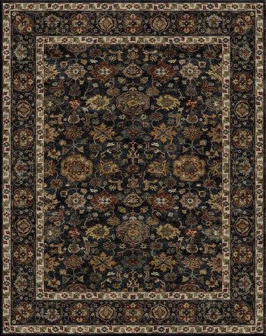 DREAM BC 0023 CHARCOAL/CHARCOAL Custom Rug