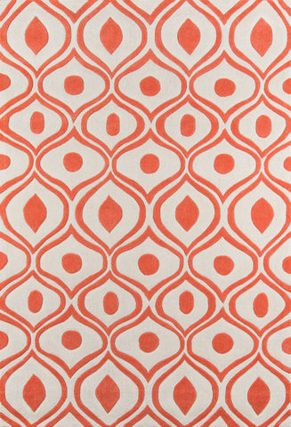 Bliss BS 09 Orange Rug