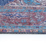 Boho Patio BOH09-17 Blue Rug