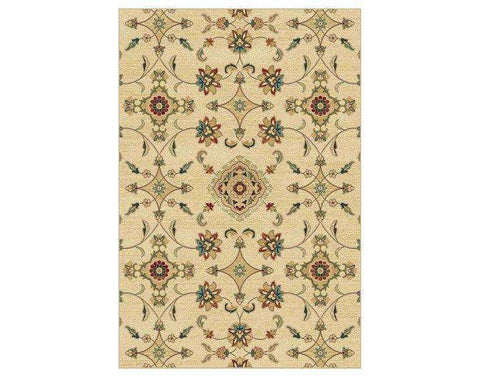 Paige Mediterranean 023 3111WH.023 Anderton Wheat Rug