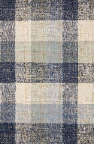 Crew by Magnolia Home CRE-03 Blue/Multi Rug