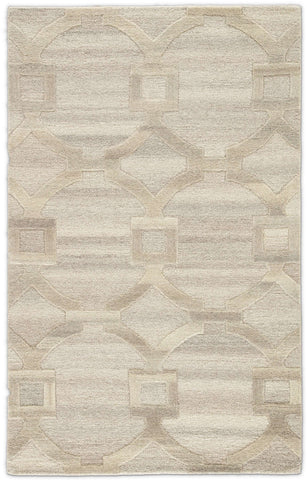 City CT104 Regency Gray / Cream Rug