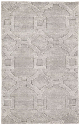 City CT119 Regency Ghost Gray Rug