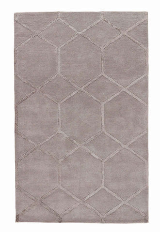 City CT15 Chicago Silver / Gray Rug