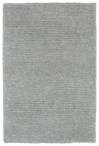 Cotton Bloom Ctb01 75 Grey Rug