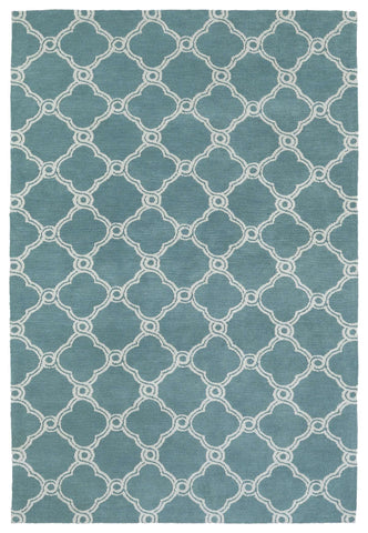 Cozy Toes Ctc10 78 Turquoise Rug