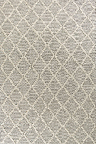 Cortico 6161 Diamonds Grey Rug