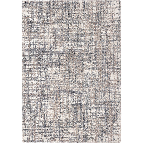 Cotton Tail JA01 Cross Thatch Taupe Rug