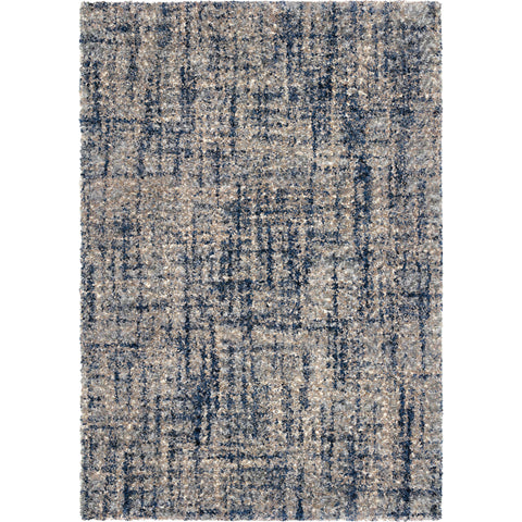 Cotton Tail JA02 Cross Thatch Grey Rug