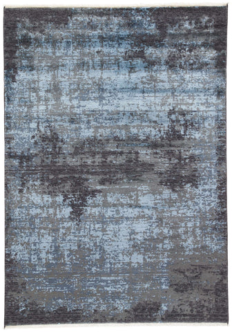 Denisli DEN02 Marseille Blue Nights / Moonlight Blue Rug