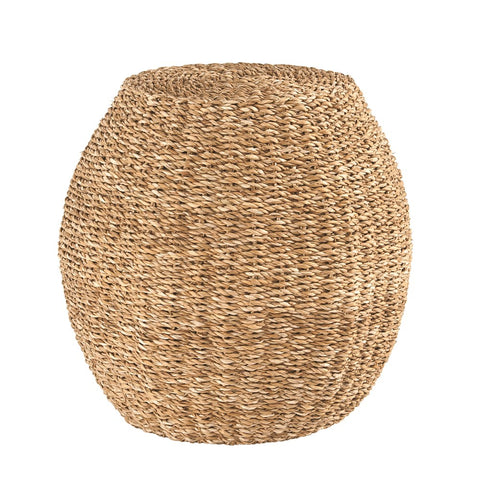 Wood Roots DF1608 Seagrass Stool