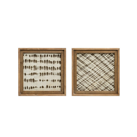 Harmony DF1814A Wall Decor, Set of 2