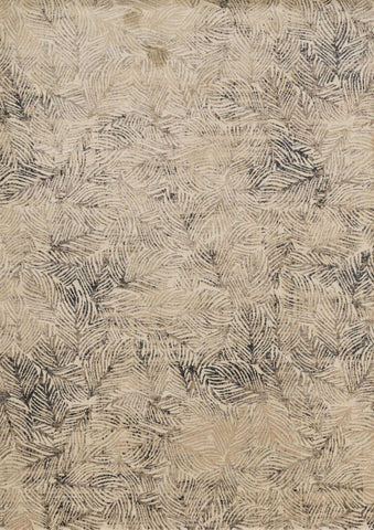 Dreamscape Dm 04 Charcoal Beige Rug