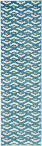 DWS03 Harper DS300 Blue Rug