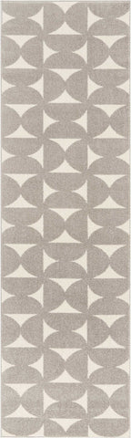 DWS03 Harper DS301 Grey Rug