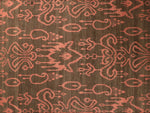 Durry SD-20 Pink\Charcoal Dhurrie Special Buy Rug