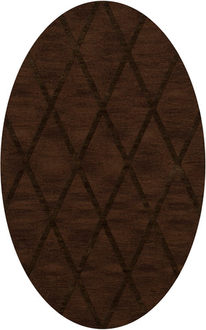Dover DV11 Fudge Custom Rug