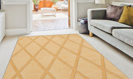 Dover DV11 Lemon Ice Custom Rug
