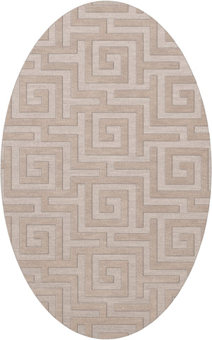 Dover DV13 Putty Custom Rug