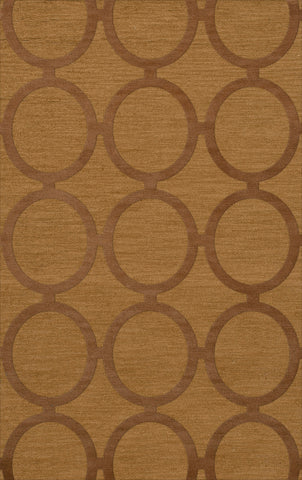 Dover DV14 Gold Dust Custom Rug