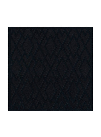Dover DV1 Black Custom Rug