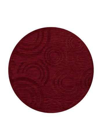 Dover DV3 Rich Red Custom Rug