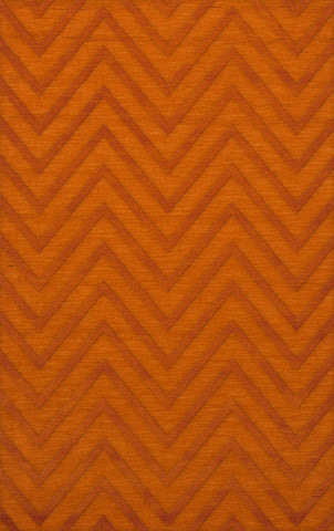 Dover DV4 Orange Custom Rug