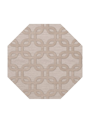 Dover DV7 Putty Custom Rug