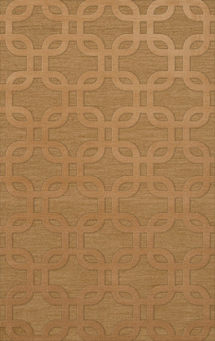 Dover DV7 Wheat Custom Rug